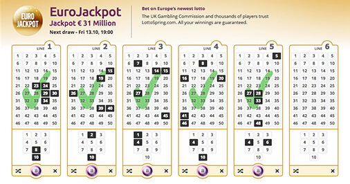 Eurojackpot 3.4